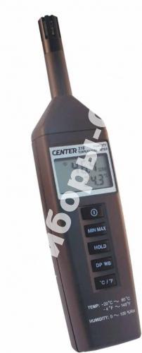 CENTER 316 - измеритель температуры и влажности